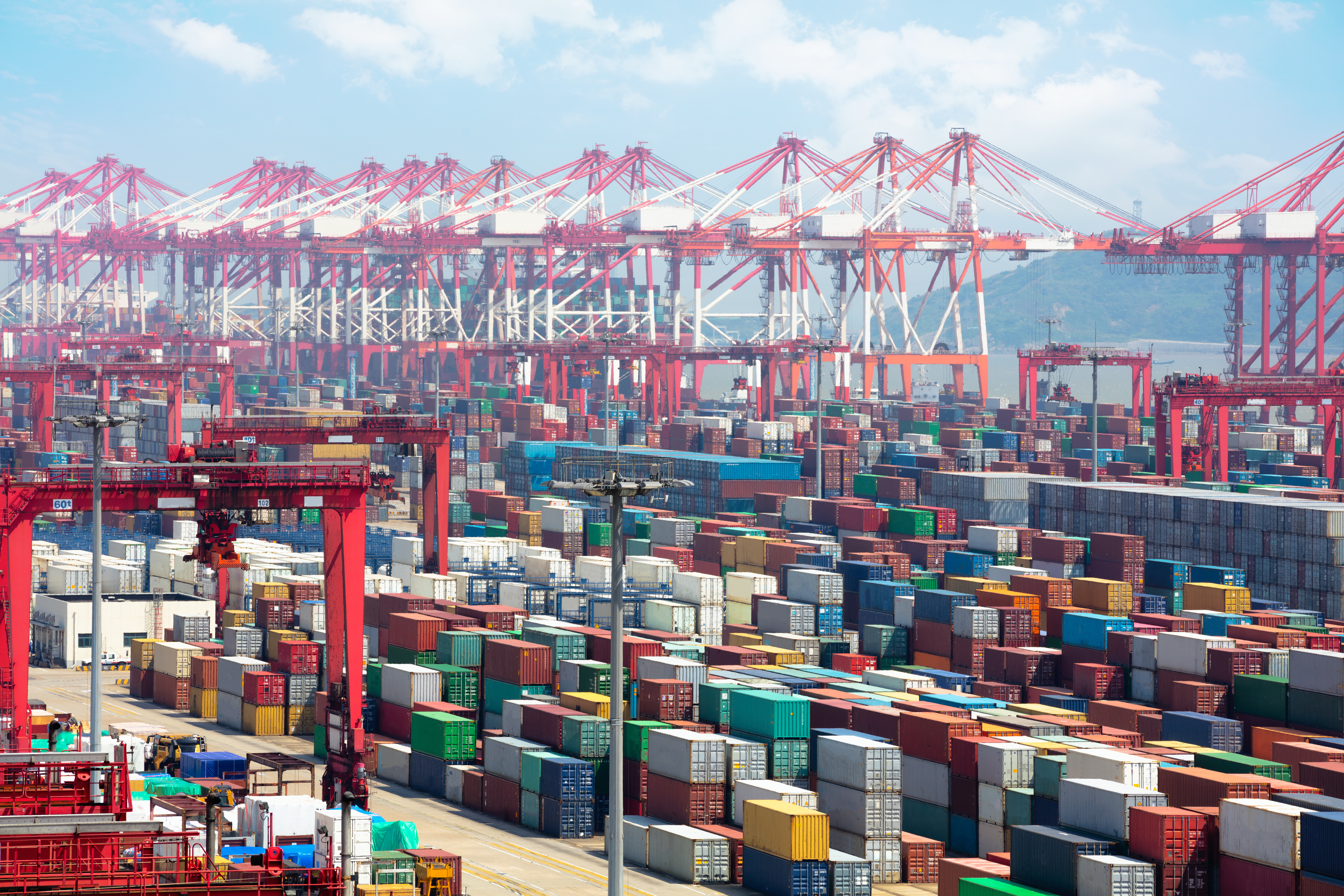 Advisory: Massive Delays at Yangshan Port in Shanghai China