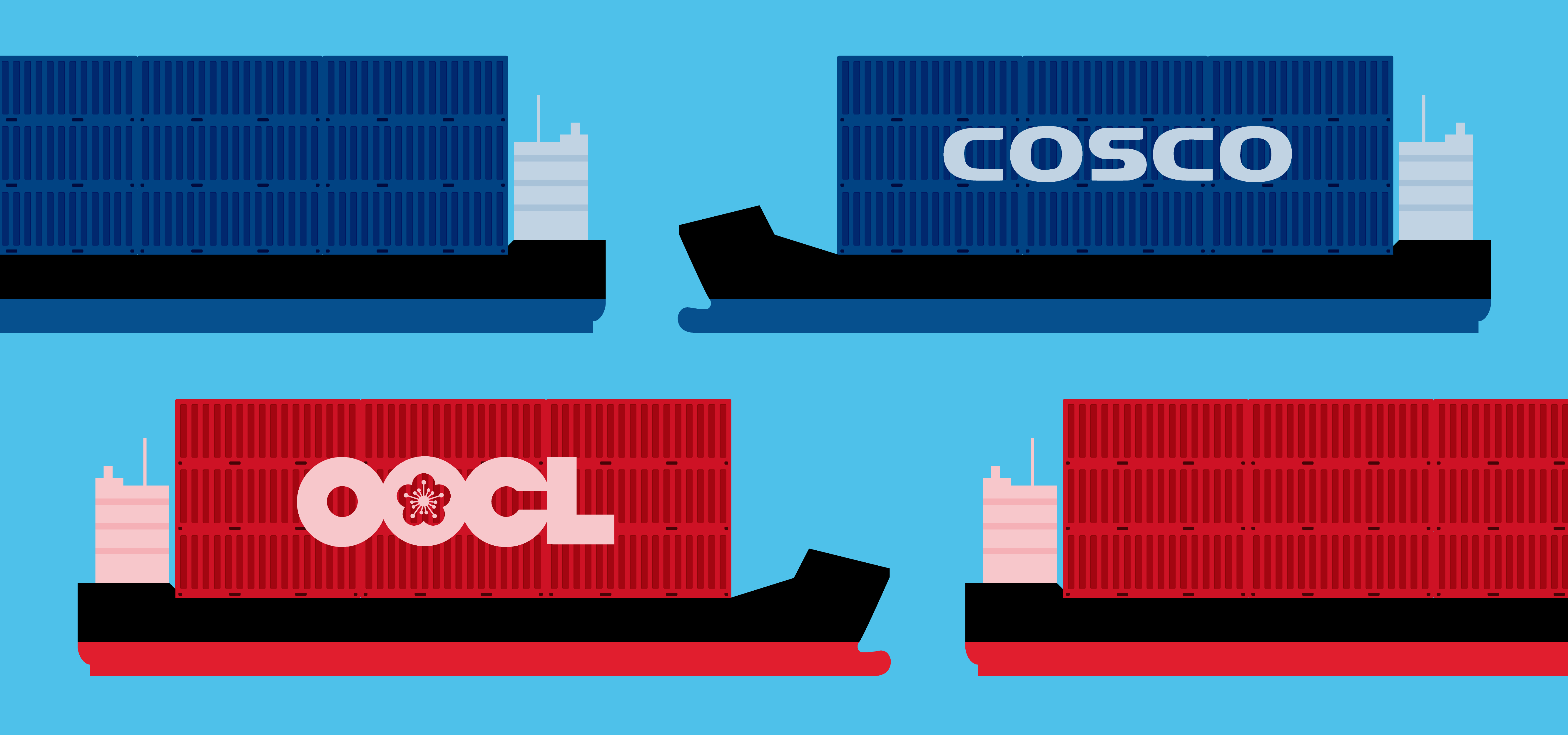 Consolidation Continues with COSCO Acquisition of OOCL
